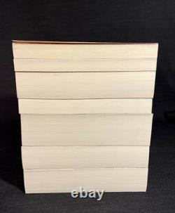 Harry Potter Complete Set French Francais Folio Junior 7 Books Livres Limited Ed