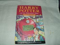 Harry Potter Complete Set Of 7 Hardback Bloomsbury No dust covers