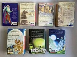 Harry Potter Complete UK Bloomsbury First Editions Hardback Book Set Collectable
