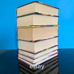 Harry Potter Complete UK Bloomsbury Original Hardback Book Box Set Slipcase A