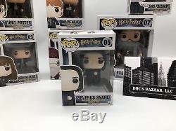 Harry Potter Funko Pop! Complete 1-7 Set Collectible Vinyl Figures