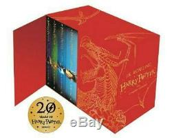 Harry Potter Hardback Boxed Set The Complete Collection by J. K. Rowling Hardcov