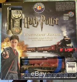 Harry Potter Hogwarts Express Lionel Train. Complete Ready To Run O Gauge