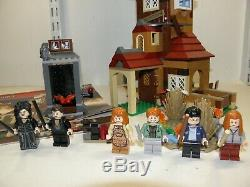 Harry Potter LEGO set #4840 The Burrow, Complete withInstructions