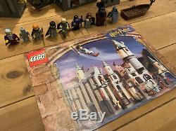 Harry Potter Lego 4709 Hogwarts Castle 100% Complete & Boxed
