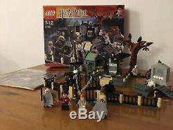 Harry Potter Lego 4766 Graveyard Duel 100% Complete & Boxed