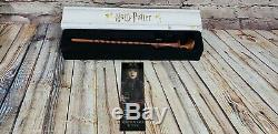 Harry Potter Mystery Wands COMPLETE Set of 9 Wands Set (2018) with Boxes