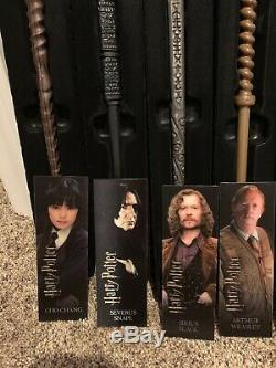 Harry Potter Mystery Wands Series 2 Complete Set