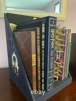 Harry Potter Page to Screen Complete Filmmaking Journey Collectors Edition