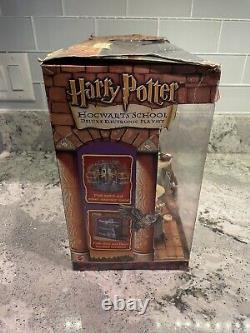 Harry Potter Polly Pocket Hogwarts Castle Playset 2001 Complete Withfigures READ