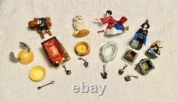 Harry Potter Secret Box Figurines by Department 56 Complete Set NIB Rare