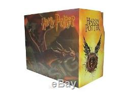 Harry Potter Set The Complete Boxset SERBIAN EDITION JK Rowling Hardcover