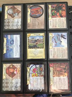 Harry Potter TCG Complete Collection