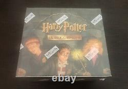 Harry Potter TCG Trading Card Game Booster Box Complete Set of 5 WOTC