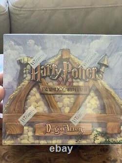 Harry Potter TCG Trading Card Game Booster Box Complete Set of 5 WOTC 2001-2002