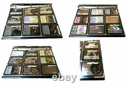 Harry Potter Tcg All Five Complete Sets + All Holo / Foils + All Promo Cards