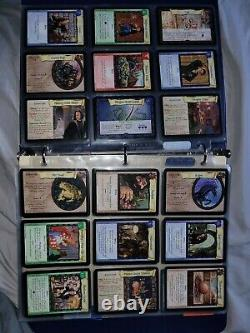 Harry Potter Tcg Complete Base Set 116/116 NM