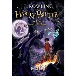 Harry Potter The Complete Collection By J. K. Rowling 7 Books Box Set NEW PACK