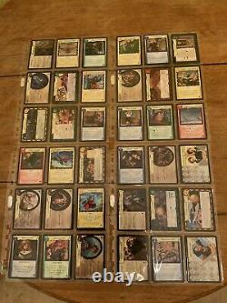 Harry Potter Trading Card Game Base Set, Quidditch Cup & Diagon Alley Complete