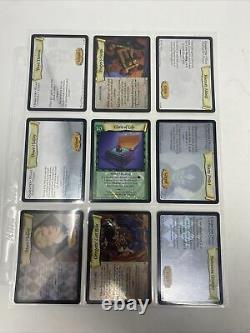 Harry Potter Trading Cards / Complete Base Set With Foils