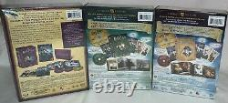 Harry Potter Ultimate Edition Blu-ray Sets Years 1-7 Complete Collection NEW