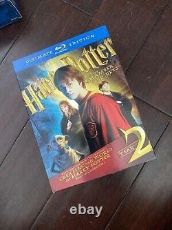 Harry Potter Ultimate Edition Complete 1-7, Only Played Once Each, Excellent