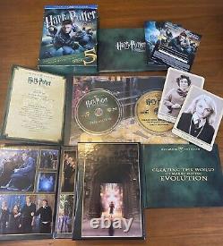 Harry Potter Ultimate Edition Complete Set
