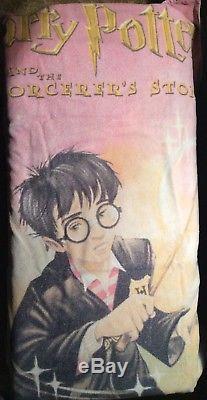 Harry Potter Vintage Collectible Rare Complete Bath Set Lot