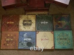 Harry Potter Wizard's Collection Blu-ray/DVD, 2012, 31-Disc Set Complete