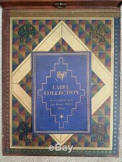 Harry Potter Wizards Collection Limited Edition DVD Blu-Ray Complete Set