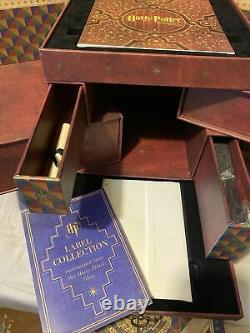 Harry Potter Wizards Collection Set 31 Disc Chest Complete