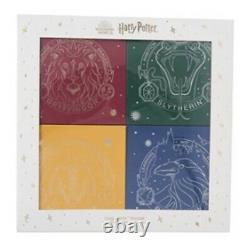 Harry Potter X Ulta Beauty Hogwarts House Eye Shadow Palette Vault Complete Set