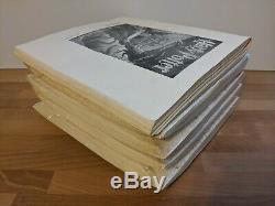 Harry Potter and the Chamber of Secrets BRAILLE 5 Volumes Complete JK Rowling