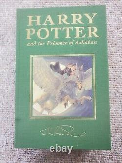 Harry Potter complete 7 book set special edition deluxe books 1st/1st unread