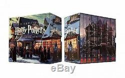 Harry Potter the Complete Series, Paperback by Rowling, J. K. Kibuishi, Kazu