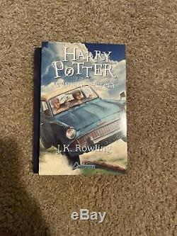 Harry potter books complete set Spanish