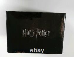 Harry potter complete 8-film collection blu-ray Steelbook Collection Future