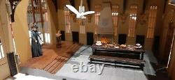 Hogwarts The Great Hall Deluxe Playset Complete