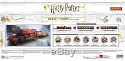 Hornby R1234 Harry Potter Hogwarts Express Train Set Complete Starter Set