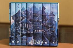 J. K. Rowling Harry Potter. The Complete Collection/7 Books Set In Box in Russian