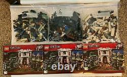 LEGO 10217 Harry Potter Diagon Alley Retired (used complete or substantially)