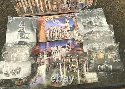 LEGO 4709 Harry Potter And The Sorcerers Stone Hogwarts Castle 100% Complete