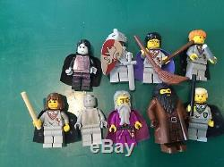 LEGO 4709 Harry Potter Hogwarts Castle 1st Ed, 9 Figs 100% Complete, Gift Box
