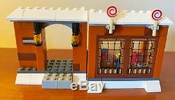 LEGO 4756, Harry Potter Shrieking Shack, 100% Complete withMinifigs + Instructions