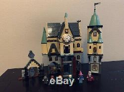 LEGO 4757 Harry Potter Hogwarts Castle 100% Complete withMinifigs, Box, Instructs