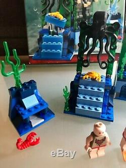 LEGO 4762 Harry Potter Rescue From the Merpeople 100% COMPLETE box instructions