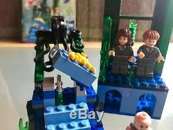 LEGO 4762 Harry Potter Rescue From the Merpeople 100% complete with instructions
