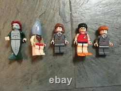 LEGO 4762 Harry Potter Resue From The Merpeople Victor Krum Complete w BOX