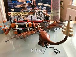 LEGO 4767 Harry Potter Harry and the Hungarian Horntail 100% COMPLETE w box