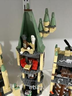 LEGO #4842 Harry Potter Hogwarts Castle 99.9% Complete with Instructions